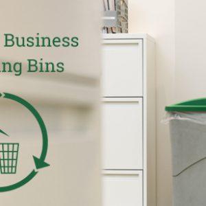 Indoor Recycling Bin