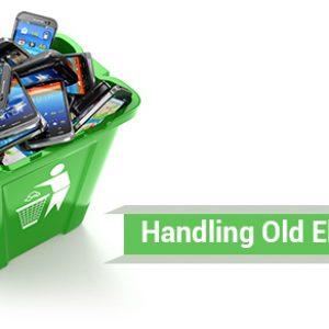 Electronic Waste Management Tips