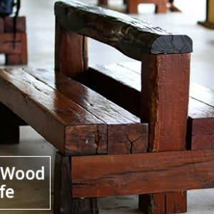 Giving Old Wood New Life