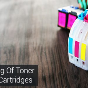 Disposing Of Toner And Ink Cartridges