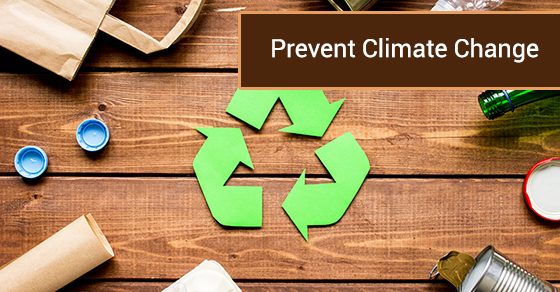 Prevent Climate Change