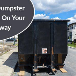Dumpster Placement