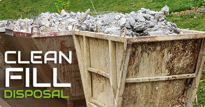What is Considered Clean Fill Disposal?