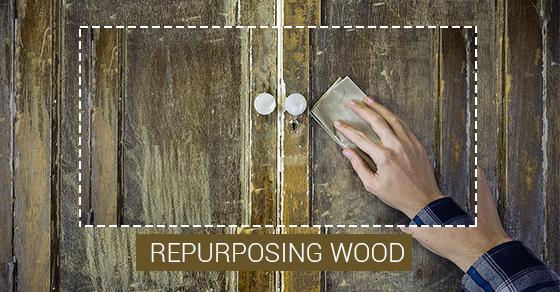 5 Ways to Repurpose Wood