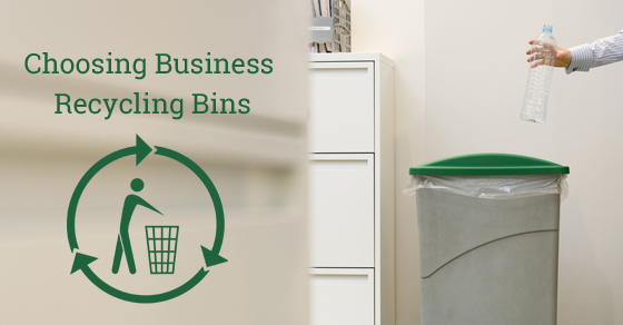 How to Choose the Right Indoor Recycling Bin for Your Business