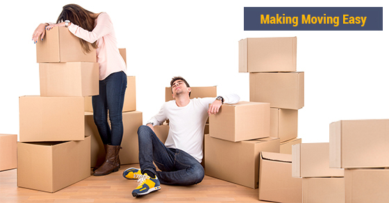 Five Ways To Make Moving Easier