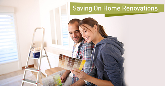3 Ways to Save on Home Renovations