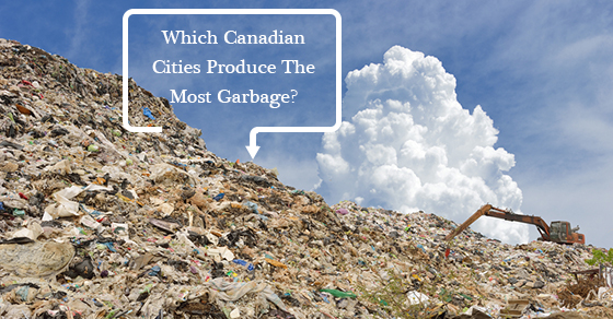 Cities With Most Garbage