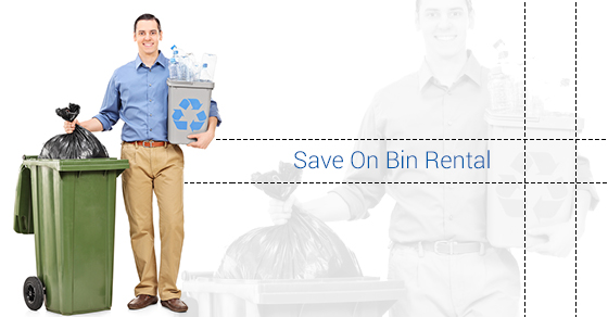 3 Ways to Save on your Bin Rental