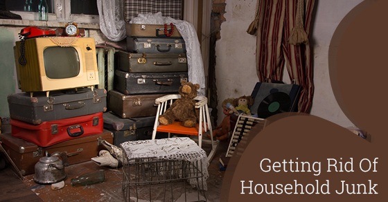 How To Get Rid Of Your Household Junk