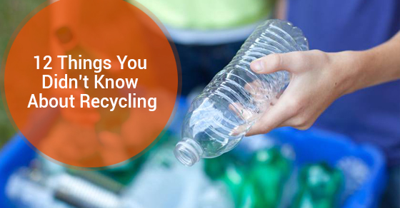 12 Facts About Recycling
