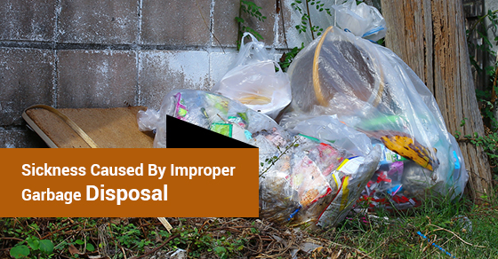 Health Issues Due To Improper Waste Disposal