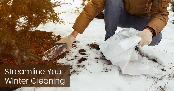 How Bin Rentals Can Streamline Your Winter Cleaning