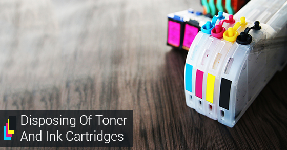 How To Dispose Of Ink And Toner Cartridges