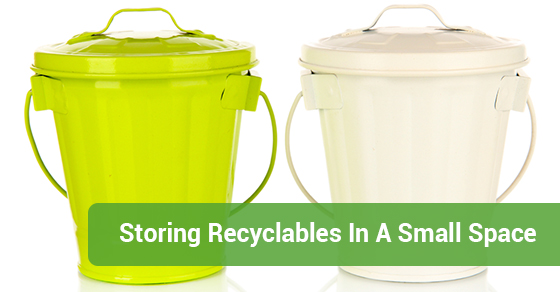6 Recycling Bin Storage Ideas For Small Spaces
