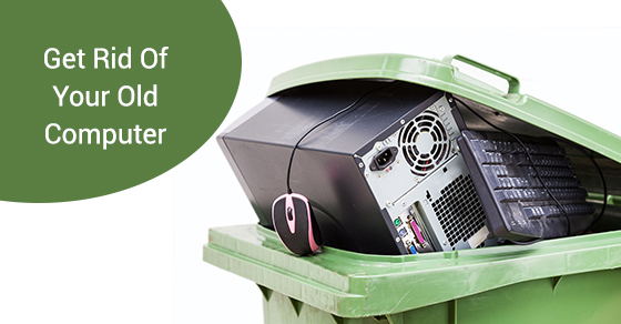 Disposing Of A Computer? Here's What You Need To Know