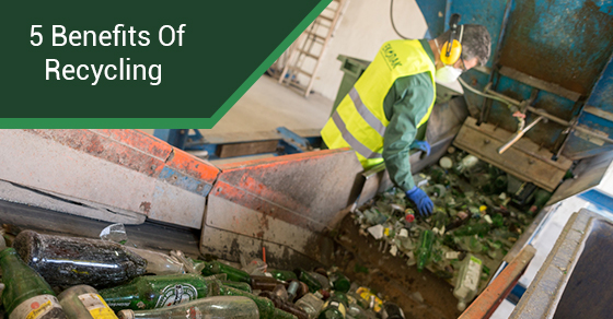 5 Benefits Of Recycling